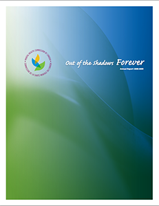 Cover for the 2008-2009 Annual Report