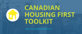 The First Ever Canadian Housing First Toolkit